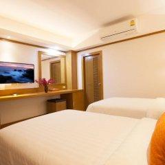 Отель Chabana Kamala Hotel Таиланд, Пхукет - 1 отзыв об отеле, цены и фото номеров - забронировать отель Chabana Kamala Hotel онлайн комната для гостей фото 2