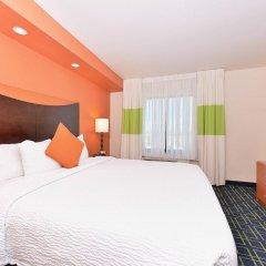 Отель Fairfield Inn And Suites By Marriott Columbus West Колумбус комната для гостей фото 2