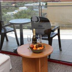 Отель Doubletree by Hilton Hotel Varna - Golden Sands Болгария, Золотые пески - 4 отзыва об отеле, цены и фото номеров - забронировать отель Doubletree by Hilton Hotel Varna - Golden Sands онлайн балкон