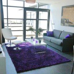 Poort Beach Hotel Apartments Bloemendaal комната для гостей фото 4