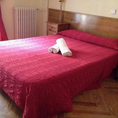 Отель Hostal Aresol Испания, Мадрид - отзывы, цены и фото номеров - забронировать отель Hostal Aresol онлайн комната для гостей фото 4