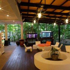 Отель Nai Yang Beach Resort & Spa интерьер отеля фото 2