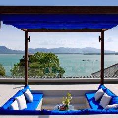 Отель Villa Padma бассейн фото 3