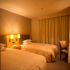 Отель Oarks canal park hotel Toyama Япония, Тояма - отзывы, цены и фото номеров - забронировать отель Oarks canal park hotel Toyama онлайн комната для гостей фото 3
