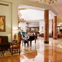 Отель Intercontinental Madrid Мадрид интерьер отеля фото 3