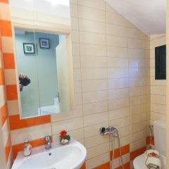 Отель Mezonetes Toroni Ситония ванная