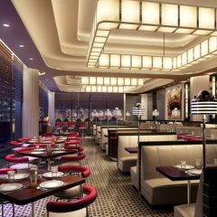 Four Seasons Hotel Dubai International Financial Centre интерьер отеля фото 2
