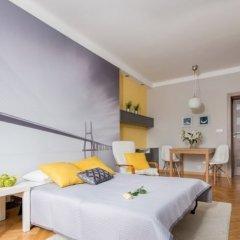 Отель P&O Apartments Galeria Bracka Польша, Варшава - отзывы, цены и фото номеров - забронировать отель P&O Apartments Galeria Bracka онлайн комната для гостей
