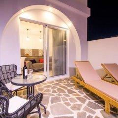 Отель Alexander Studios & Suites - Adults Only балкон фото 2