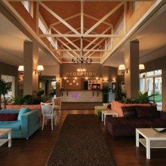 Отель Blue Orange Beach Resort интерьер отеля