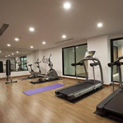 Отель Paripas Patong Resort фитнесс-зал фото 2