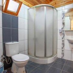 Отель Emek Pension Кемер ванная