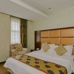 Ning Deng Hotel комната для гостей фото 2