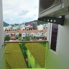 New Life Phuket Design Hotel балкон