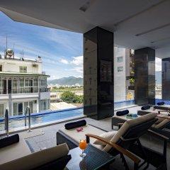 Отель Red Sun Nha Trang Hotel Вьетнам, Нячанг - отзывы, цены и фото номеров - забронировать отель Red Sun Nha Trang Hotel онлайн комната для гостей