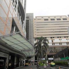 Отель Sky Inn 2 Бангкок балкон