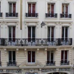 Отель Hôtel Metropol