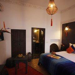 Отель Riad Dar Massaï Марокко, Марракеш - отзывы, цены и фото номеров - забронировать отель Riad Dar Massaï онлайн комната для гостей фото 5