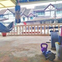 Отель Baan Paan Sook - Unitato парковка