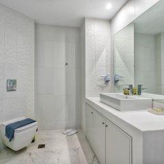Отель Lotus Inn Греция, Афины - отзывы, цены и фото номеров - забронировать отель Lotus Inn онлайн ванная