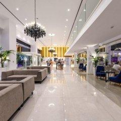 Отель Tasia Maris Seasons Hotel - Adults Only Кипр, Айя-Напа - 1 отзыв об отеле, цены и фото номеров - забронировать отель Tasia Maris Seasons Hotel - Adults Only онлайн гостиничный бар