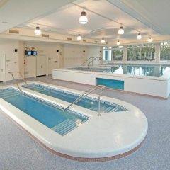 Отель La Residence & Idrokinesis Италия, Абано-Терме - 1 отзыв об отеле, цены и фото номеров - забронировать отель La Residence & Idrokinesis онлайн бассейн