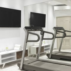 Отель Astra Suites фитнесс-зал фото 2