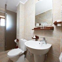 Отель Spa Complex Staro Bardo Болгария, Сливен - отзывы, цены и фото номеров - забронировать отель Spa Complex Staro Bardo онлайн ванная
