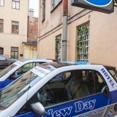 Мини-Отель Новый День парковка