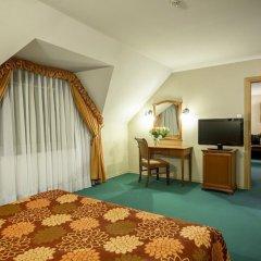 Отель Wersal Польша, Закопане - отзывы, цены и фото номеров - забронировать отель Wersal онлайн удобства в номере фото 2