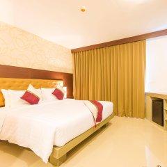 Hemingways Silk Hotel комната для гостей