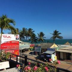 Minh Hung Hotel пляж