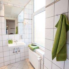 Отель Ansgar Дания, Копенгаген - 1 отзыв об отеле, цены и фото номеров - забронировать отель Ansgar онлайн ванная