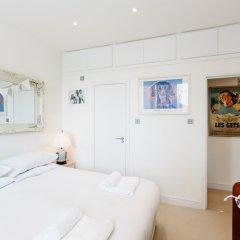Отель Natural light and modern home in Primrose Hill Великобритания, Лондон - отзывы, цены и фото номеров - забронировать отель Natural light and modern home in Primrose Hill онлайн комната для гостей фото 5