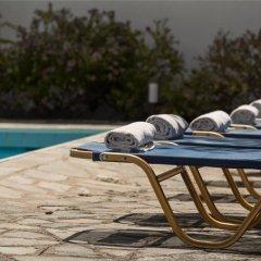 Отель Popi Star бассейн фото 3