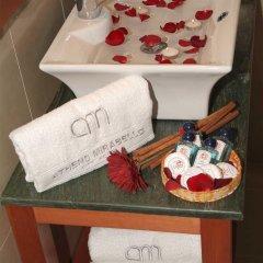 Отель The Athens Mirabello Греция, Афины - 1 отзыв об отеле, цены и фото номеров - забронировать отель The Athens Mirabello онлайн ванная