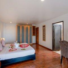 Отель Club Bamboo Boutique Resort & Spa комната для гостей фото 2