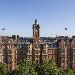 Отель Landmark London городской автобус