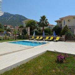 Villa Jewel Турция, Олудениз - отзывы, цены и фото номеров - забронировать отель Villa Jewel онлайн бассейн фото 2