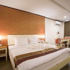 J&Y Hotel Бангкок комната для гостей