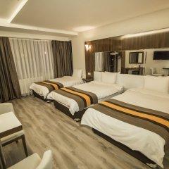 Yucel Hotel Турция, Усак - отзывы, цены и фото номеров - забронировать отель Yucel Hotel онлайн комната для гостей фото 5