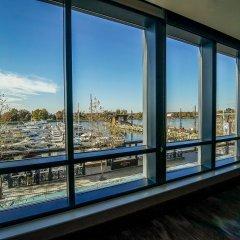 Отель InterContinental Washington D.C. - The Wharf США, Вашингтон - отзывы, цены и фото номеров - забронировать отель InterContinental Washington D.C. - The Wharf онлайн балкон
