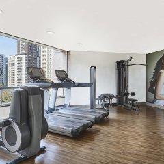 Sheraton Sao Paulo WTC Hotel фитнесс-зал фото 4