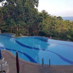 Отель Baan Suan Sook Resort бассейн