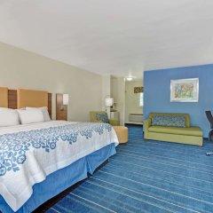 Отель Days Inn Ridgefield удобства в номере
