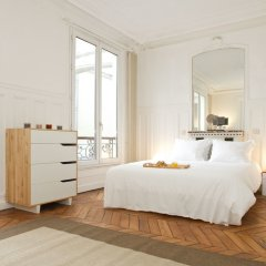 Апартаменты Notre Dame - Sorbonne Area Apartment Париж комната для гостей фото 3