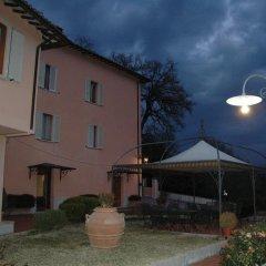 Отель Albergo Villa Cristina Сполето фото 5