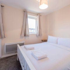 Отель 3 Bedroom Flat in Northern Quarter Manchester Великобритания, Манчестер - отзывы, цены и фото номеров - забронировать отель 3 Bedroom Flat in Northern Quarter Manchester онлайн комната для гостей фото 2
