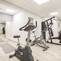 Solana Hotel & Spa Меллиха фитнесс-зал фото 4