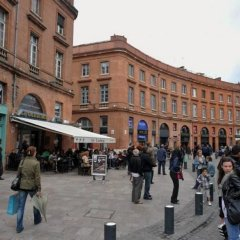 Отель Appartement Wilson Франция, Тулуза - отзывы, цены и фото номеров - забронировать отель Appartement Wilson онлайн фото 10